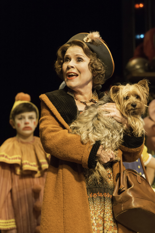<p>Imelda Staunton as Momma Rose</p><br />© Johan Persson
