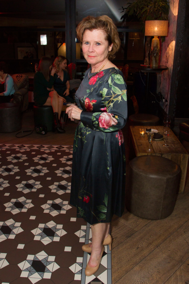 <p>Imelda Staunton (Martha) </p><br />©  Dan Wooller for WhatsOnStage