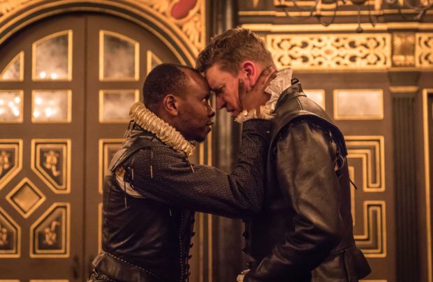 <p>in <em>Othello</em></p><br />(c) Marc Brenner