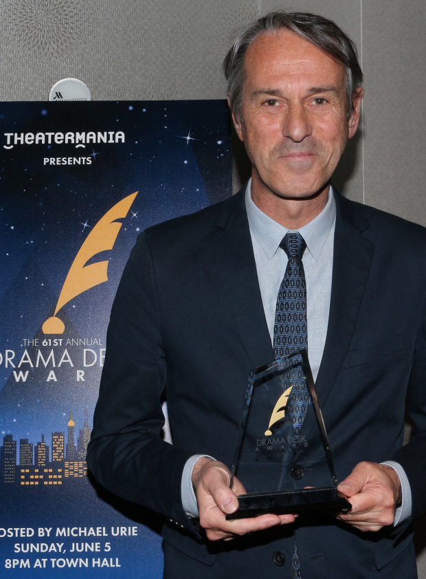 <p>Ivo van Hove</p><br />© David Gordon