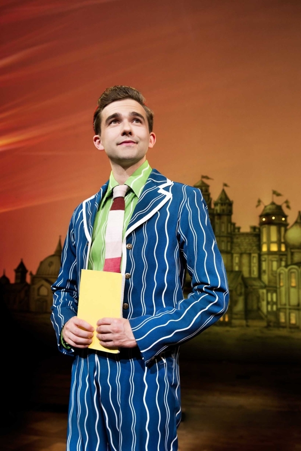 <p>Jack Lansbury as Boq</p><br />© Matt Crockett