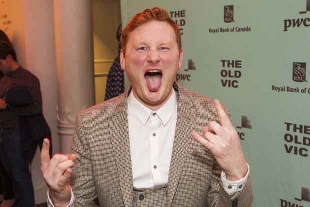 <p>Jack Shalloo (Elias Burke)</p><br />© Dan Wooller for WhatsOnStage