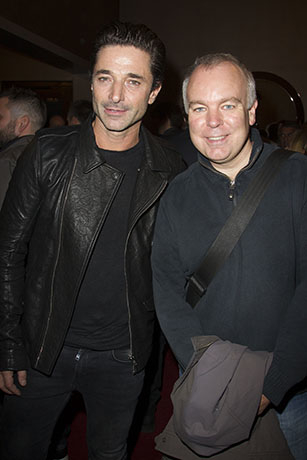 <p>Jake Canuso and Steve Pemberton</p><br />© Dan Wooller for WhatsOnStage