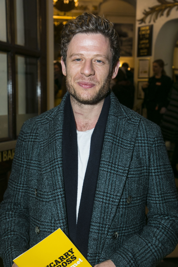 <p>James Norton</p><br />© Dan Wooller for WhatsOnStage
