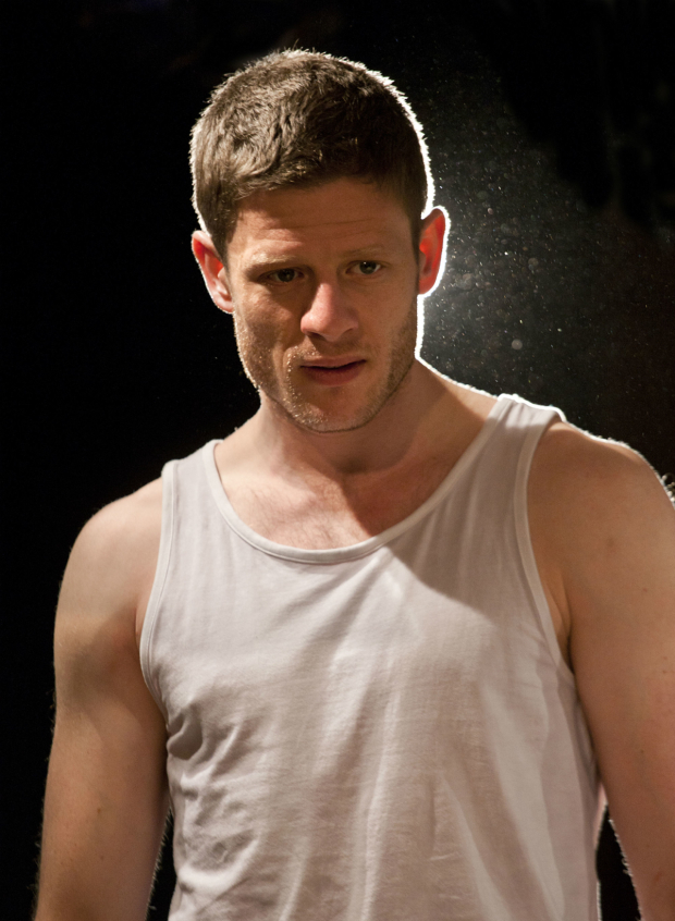 <p>James Norton  in <em>Bug</em></p><br />© Simon Annand