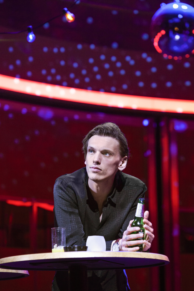 <p>Jamie Campbell Bower as Joe</p><br />Ellie Kurttz
