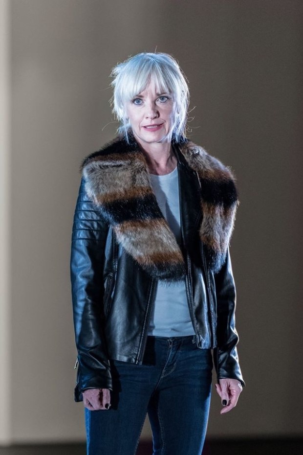 <p>Jane Horrocks in <em>King Lear</em></p><br />© Manuel Harlan