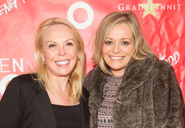 <p>Jayne Torvill and Chrissy Gaffney</p><br />Dan Wooller