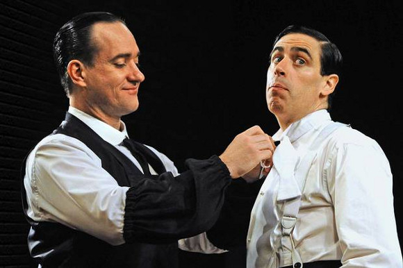<p><em>Jeeves and Wooster in Perfect Nonsense</em> at the Duke of York&#39&#x3B;s Theatre won Best New Comedy</p><br />© Alastair Muir