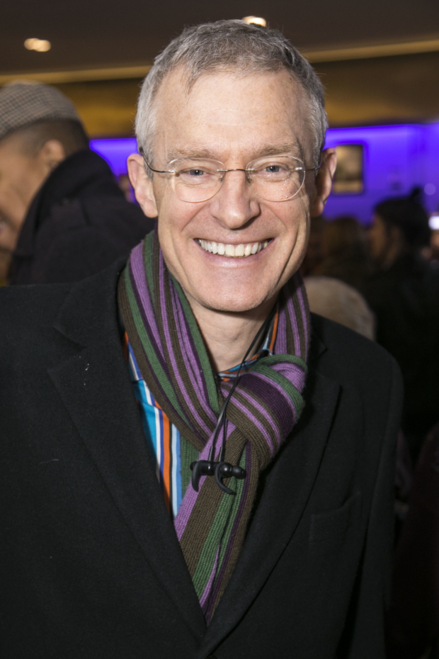<p>Jeremy Vine</p><br />© Dan Wooller for WhatsOnStage