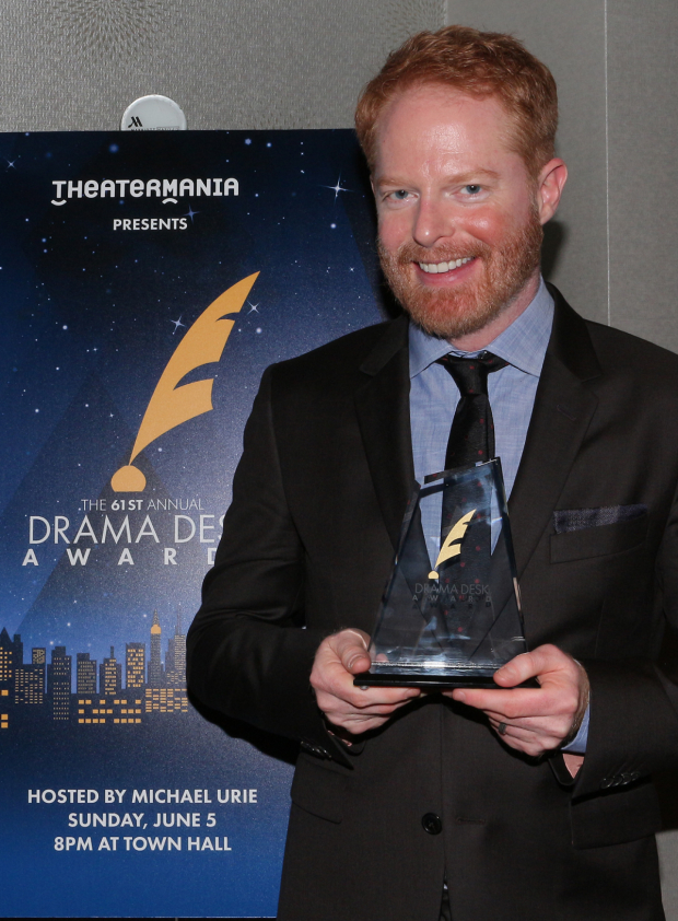 <p>Jesse Tyler Ferguson</p><br />© David Gordon