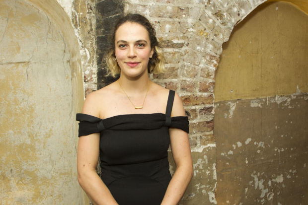 <p>Jessica Brown Findlay (Ophelia)</p><br />© Dan Wooller for WhatsOnStage