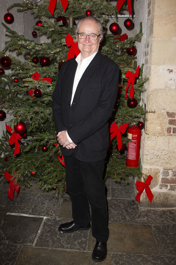 <p>Jim Broadbent at the press night for <em>A Christmas Carol</em> at the Noel Coward Theatre</p><br />© Dan Wooller for WhatsOnStage