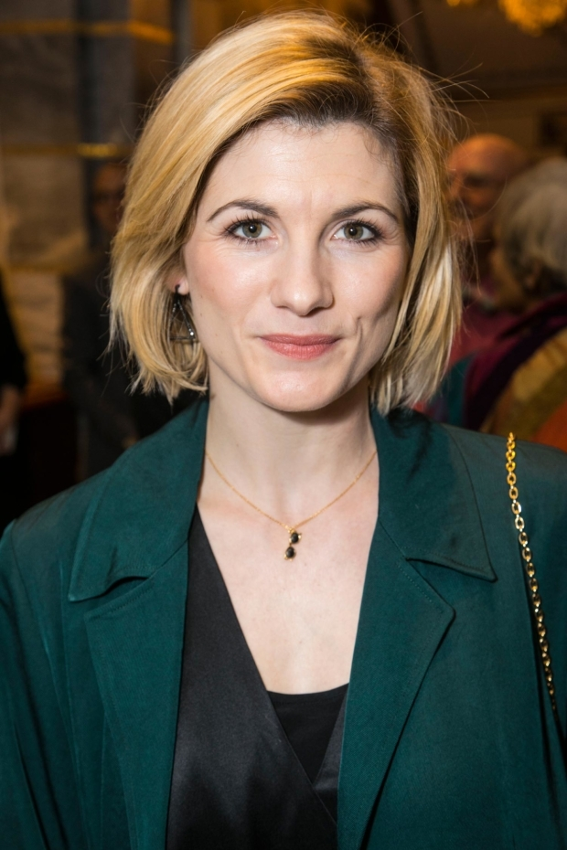 <p>Jodie Whittaker</p><br />© Dan Wooller for WhatsOnStage