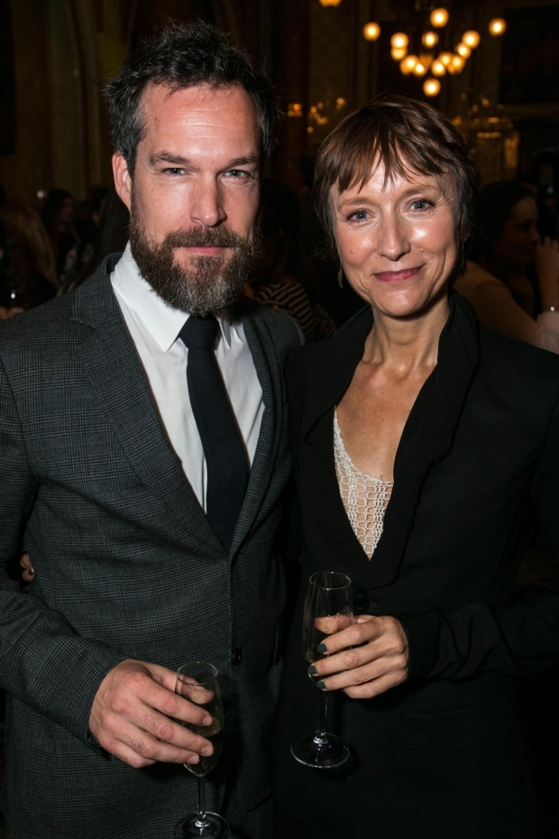 <p>John Light and Lia Williams</p><br />© Dan Wooller for WhatsOnStage