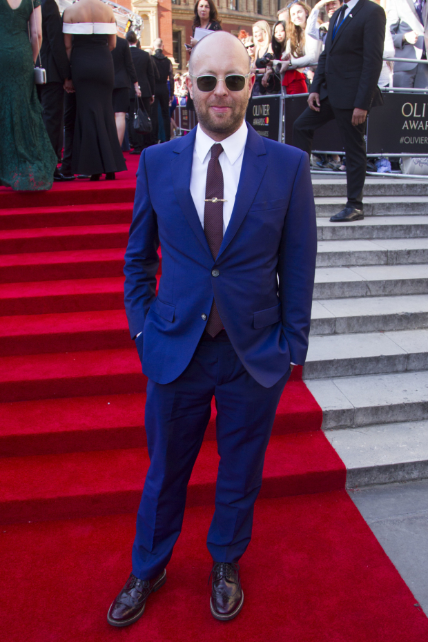 <p>John Tiffany</p><br />© Dan Wooller for WhatsOnStage