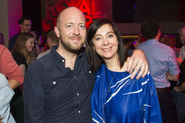 <p>John Tiffany (director) and Vicky Featherstone (artistic director)</p><br />@ Dan Wooller for WhatsOnStage