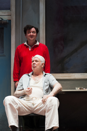 <p>John Wark and Matthew Kelly</p><br />© Ben Broomfield