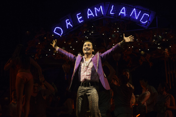 <p>Jon Jon Briones as The Engineer</p><br />© Michael Le Poer Trench