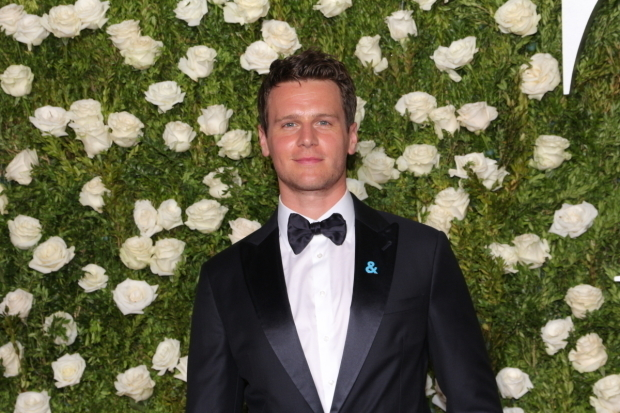 <p>Jonathan Groff</p><br />© David Gordon