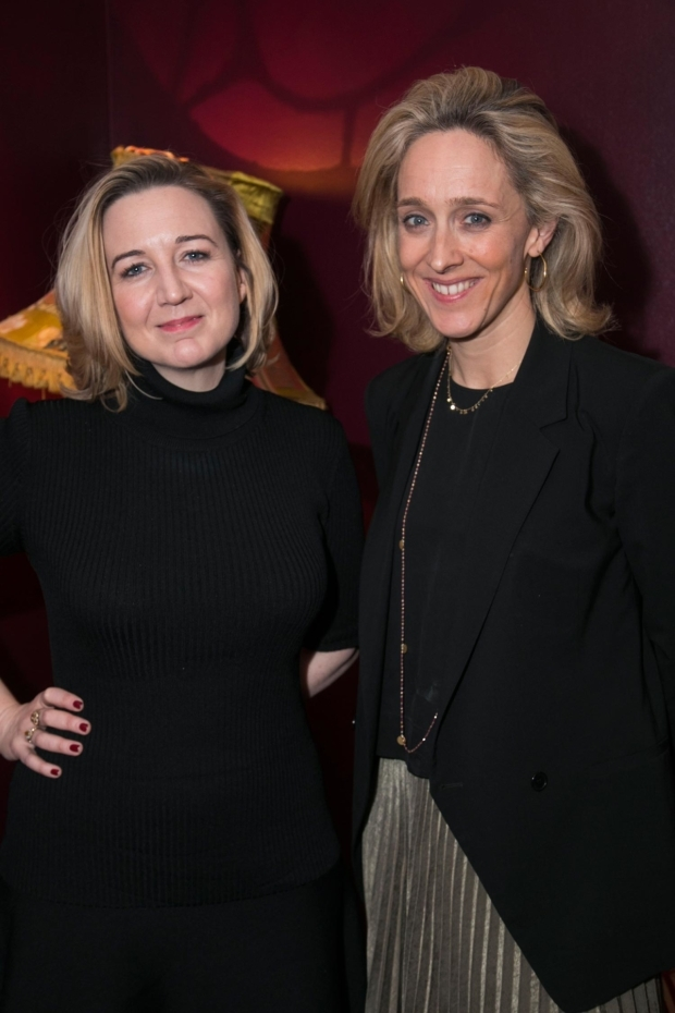 <p>Josie Rourke (artistic director) and Kate Pakenham (executive producer)</p><br />© Dan Wooller for WhatsOnStage