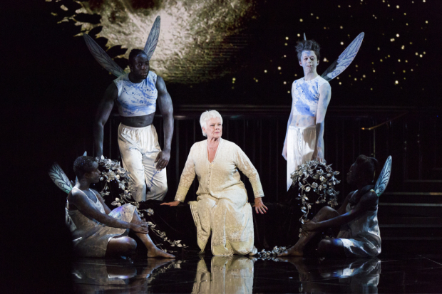 <p>Judi Dench in <em>Shakespeare Live! From the RSC</em></p><br />© Helen Maybanks