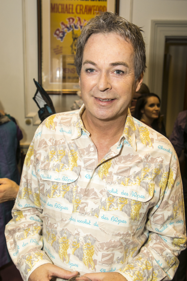 <p>Julian Clary (Spirit of the Bells)</p><br />© Dan Wooller