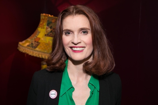 <p>Justine Mitchell (Millalant)</p><br />© Dan Wooller for WhatsOnStage