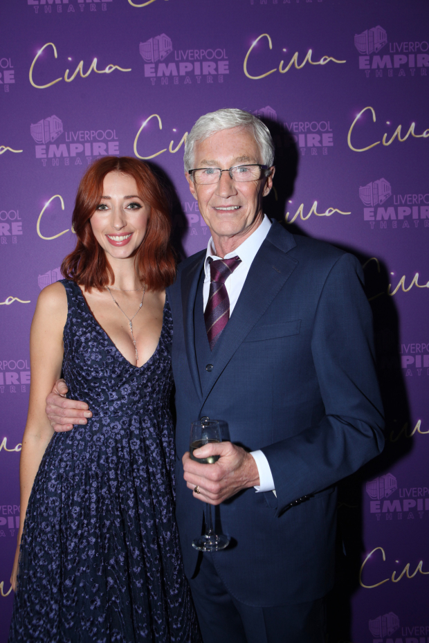 <p>Kara Lily Hayworth and Paul O&#39&#x3B;Grady</p><br />© Matt Martin