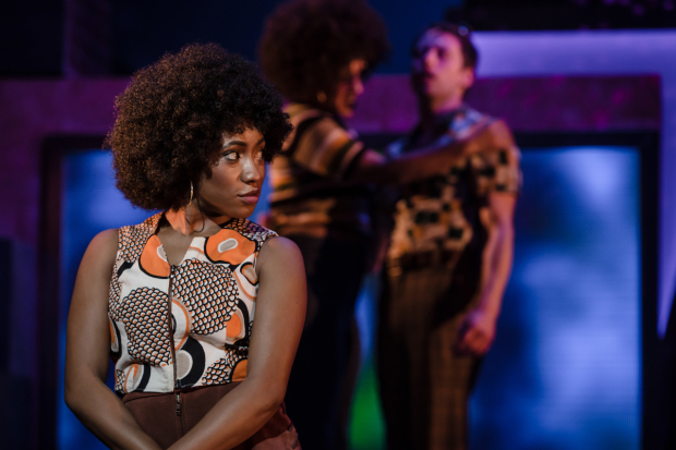 <p>Karis Jack (Young Viveca) in <em>The Bubbly Black Girl Sheds Her Chameleon Skin</em></p><br />© Scott Rylander