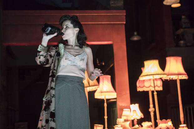 <p>Kate Fleetwood</p><br />© Johan Persson