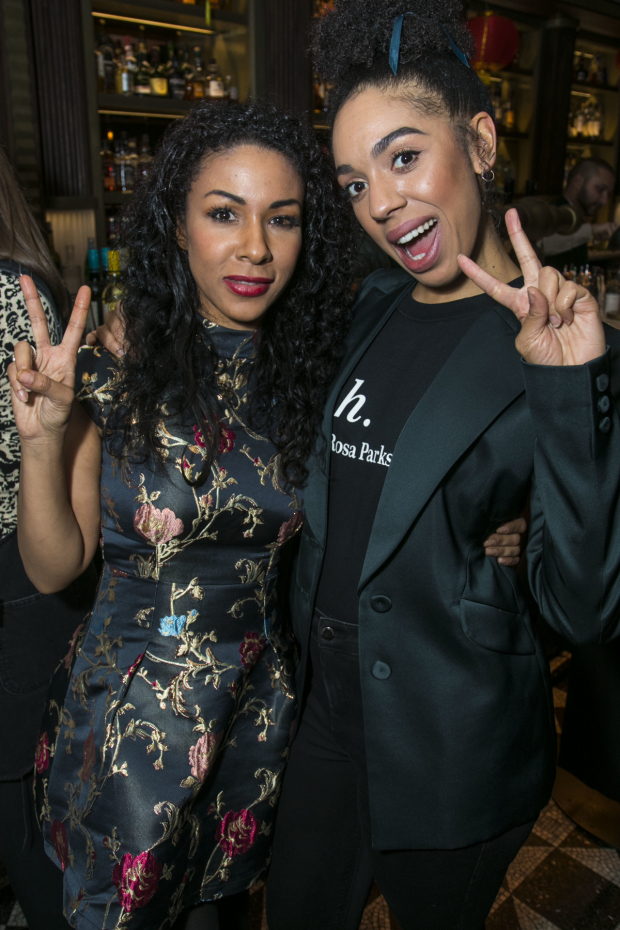 <p>Kathryn Drysdale and Pearl Mackie</p><br />© Dan Wooller for WhatsOnStage