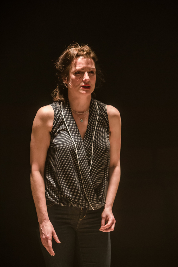 <p>Katy Stephens as Emilia </p><br />©The Other Richard