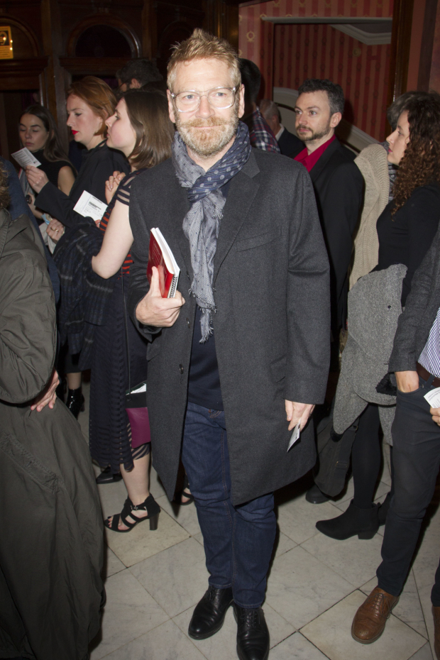 <p>Kenneth Branagh</p><br />© Dan Wooller for WhatsOnStage