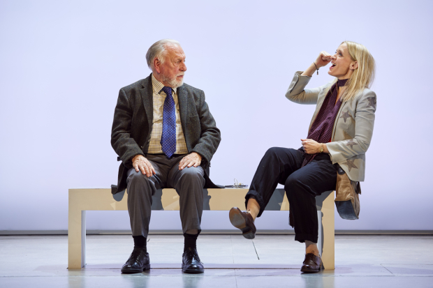 <p>Kenneth Cranham and Anne-Marie Duff</p><br />© Brinkhoff-Moegenburg