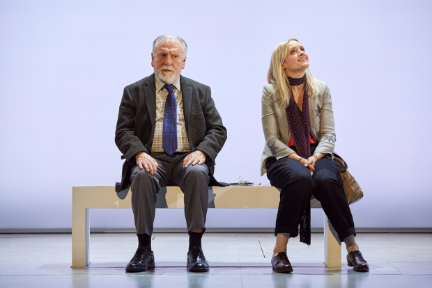 <p>Kenneth Cranham and Anne-Marie Duff</p><br />© Brinkhoff/Moegenburg