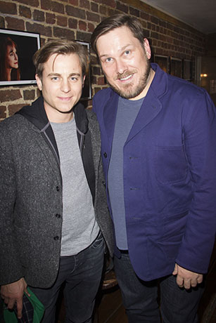 <p>Kevin Bishop and Marc Wootton</p><br />© Dan Wooller for WhatsOnStage