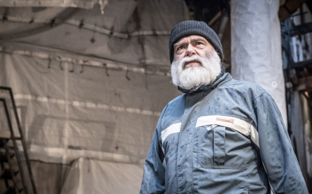 <p>Kevin R McNally as Lear in <em>King Lear</em></p><br />© Marc Brenner