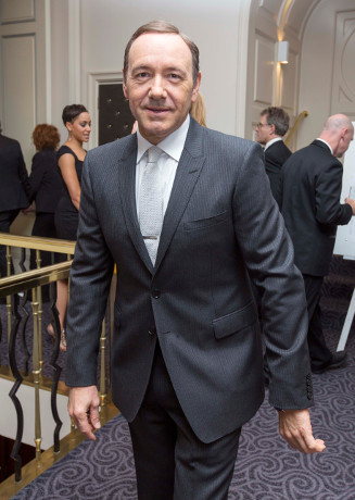 <p>Kevin Spacey</p><br />© Alex Lentati