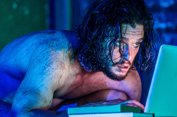 <p>Kit Harington</p><br />© Marc Brenner