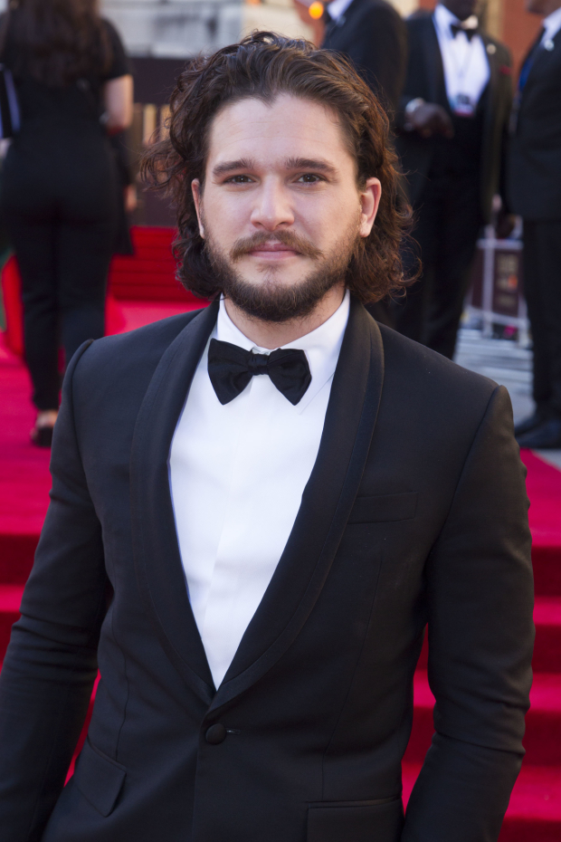 <p>Kit Harington</p><br />© Dan Wooller for WhatsOnStage
