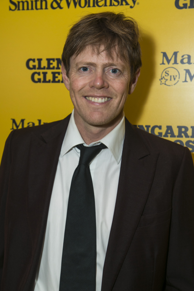 <p>Kris Marshall (John Williamson)</p><br />© Dan Wooller for WhatsOnStage
