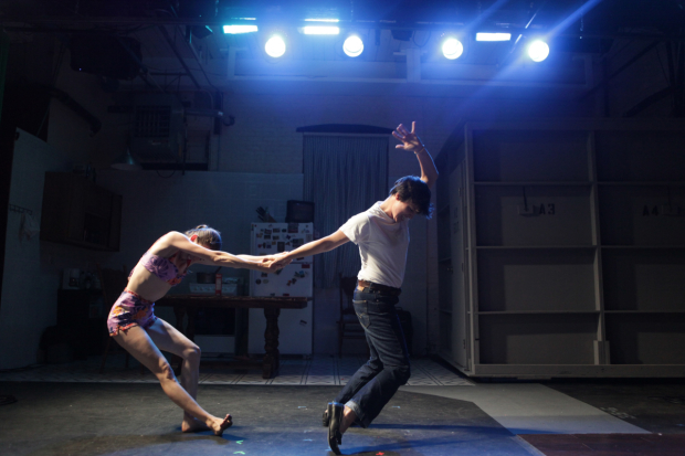 <p>Kristen Sieh and Libby King</p><br />© Sue Kessler
