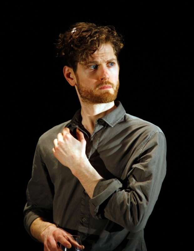 <p>Kyle Soller  in <em>The Inheritance</em></p><br />© Simon Annand