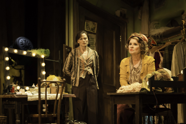 <p>Lara Pulver as Louise and Imelda Staunton as Momma  Rose</p><br />© Johan Persson