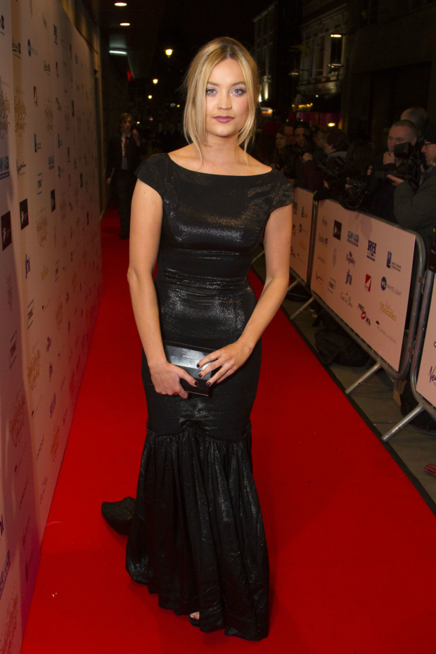 <p>Laura Whitmore</p><br />© Dan Wooller for WhatsOnStage