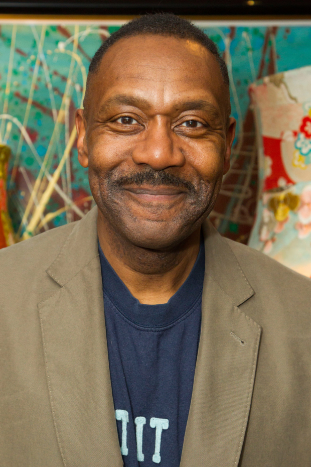 <p>Lenny Henry (Arturo Ui)</p><br />© Dan Wooller for WhatsOnStage