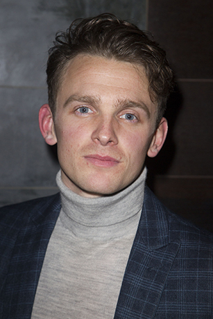 <p>Lewis Reeves (Eric)</p><br />Dan Wooller for WhatsOnStage