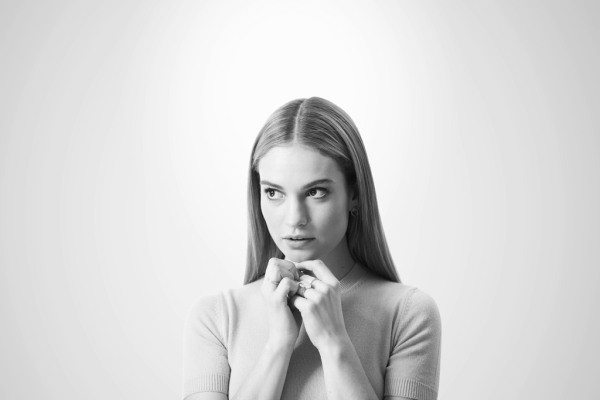 <p>Lily James</p><br />© Johan Persson