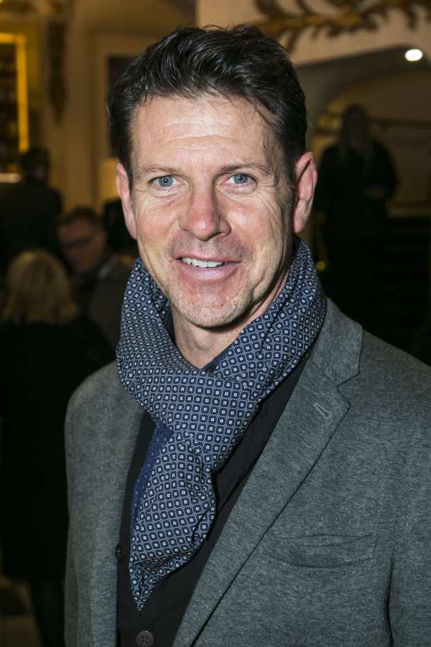 <p>Lloyd Owen</p><br />© Dan Wooller for WhatsOnStage